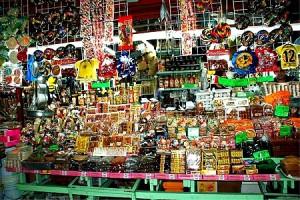 Mexican Candy at San Juan de Dios Market