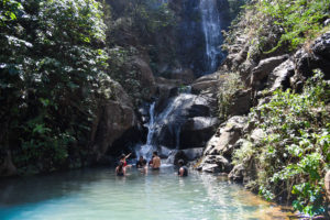 Tequila Waterfall