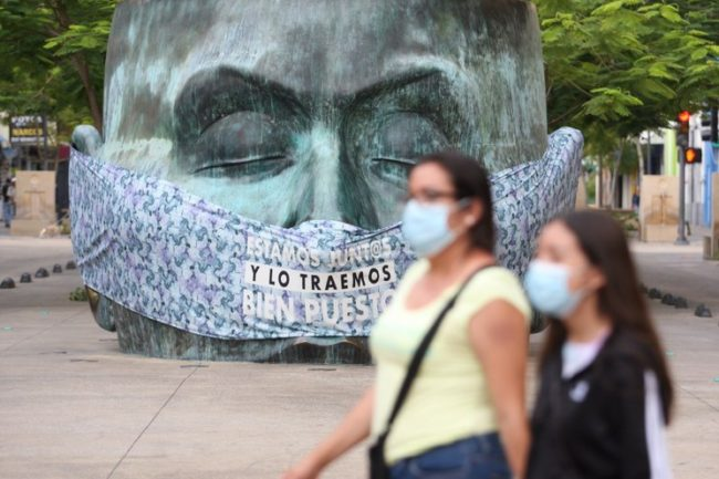 is mexico safe during pandemic