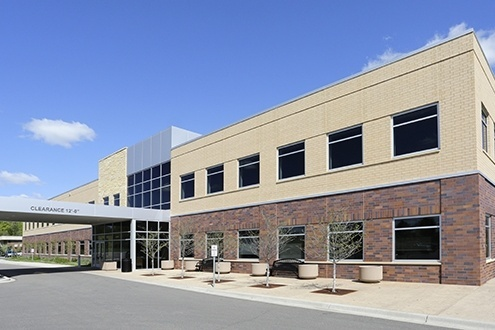 This is a picture of an office building