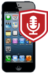 iPhone 5 Microphone