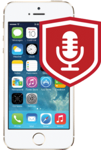 iPhone 5s Microphone