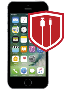 iPhone SE Charging Port