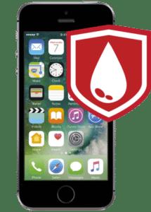 iPhone SE Liquid Damage