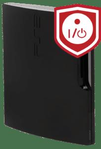 playstation 3 slim red light repair