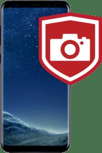 galaxy s8 repair camera lens