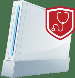 wii diagnosis repair