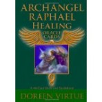 Archangel Raphael Healing Oracle Cards
