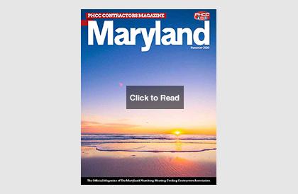 Maryland PHCC Magazine Summer 2020