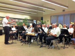 2014 Concert at Kingman Public Library