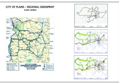 City of Plains Greenprint