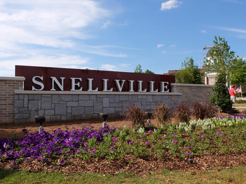 Snellville Towne Green - 1