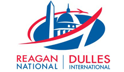 DCA Airport Logo