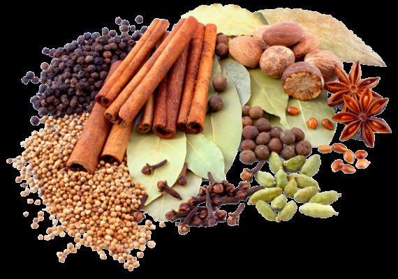 Biryani Ingredients Health Benefits