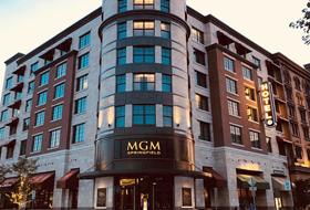 MGM hotel in Springfield, MA