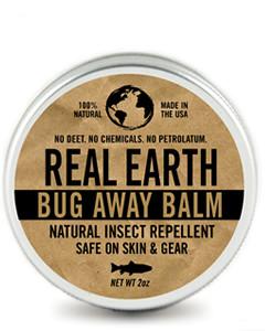 Real Earth Bug Away Balm
