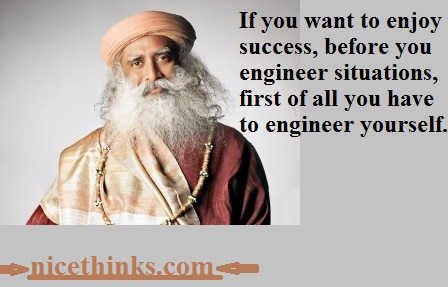 Sadhguru inspirational and motivating quotes