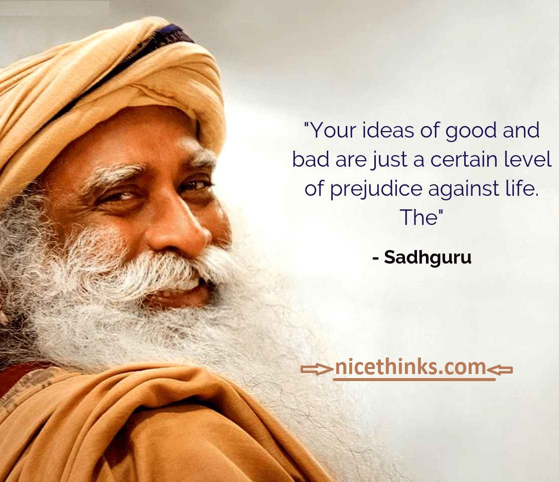 sadhguru life quote