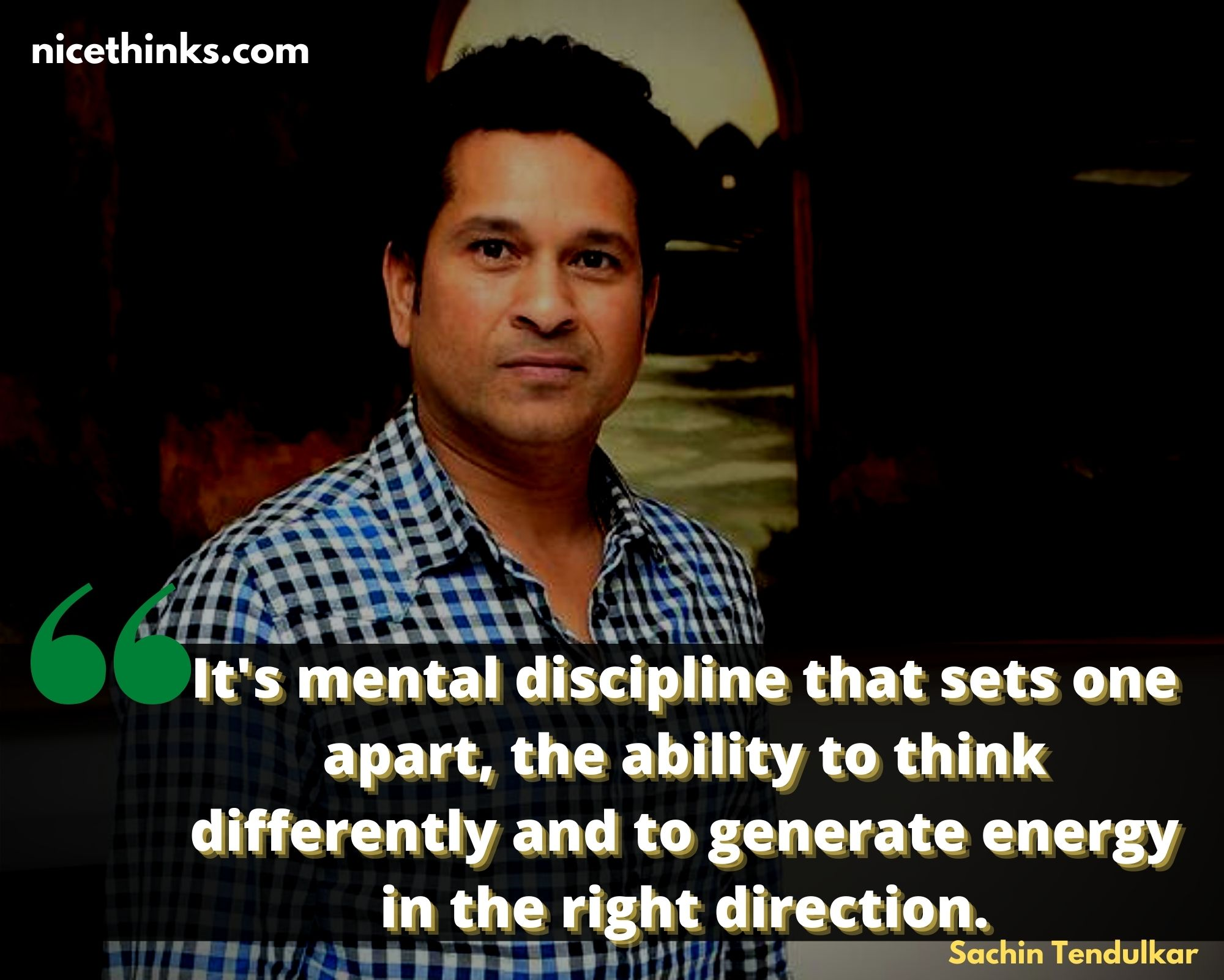 success quotes by sachin tendulkar