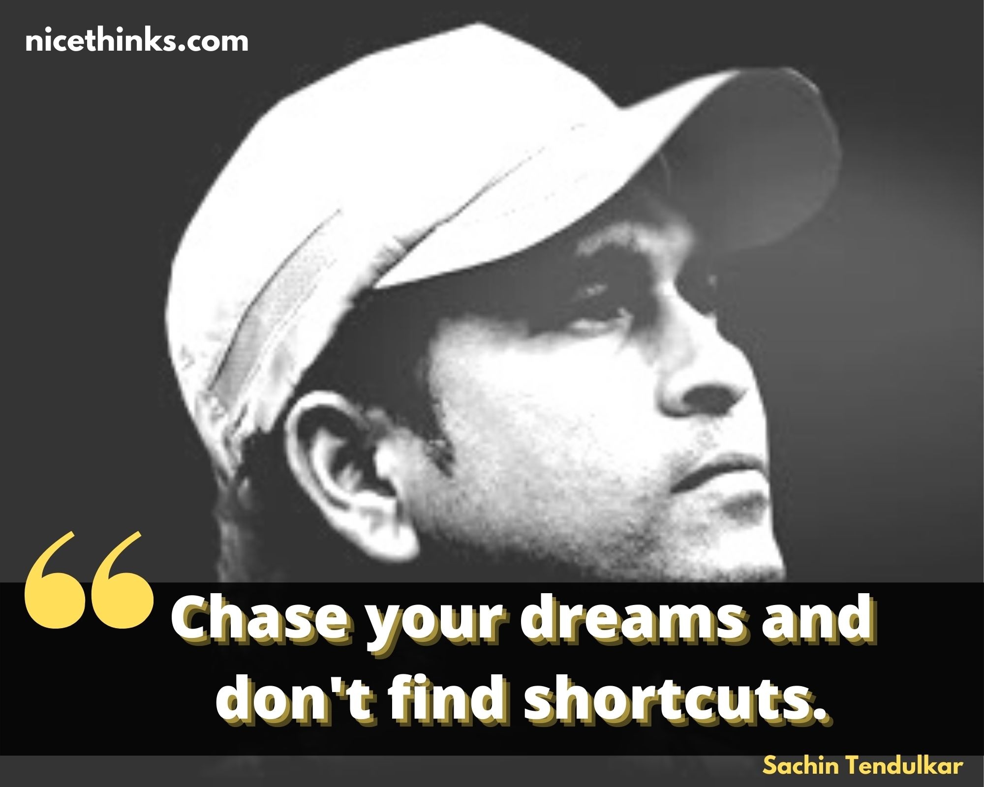 quotes of sachin tendulkar