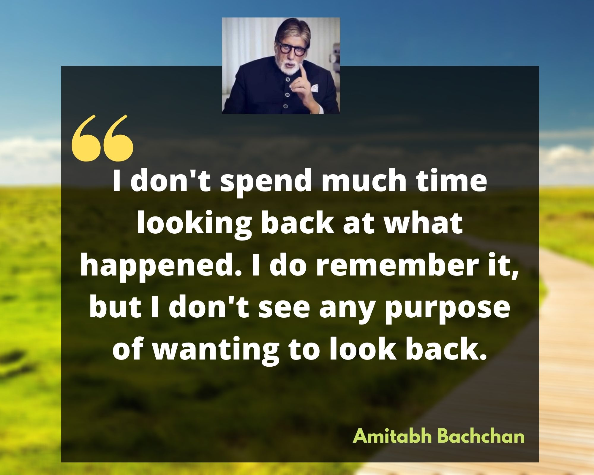 famous quotes of amitabh bachchan