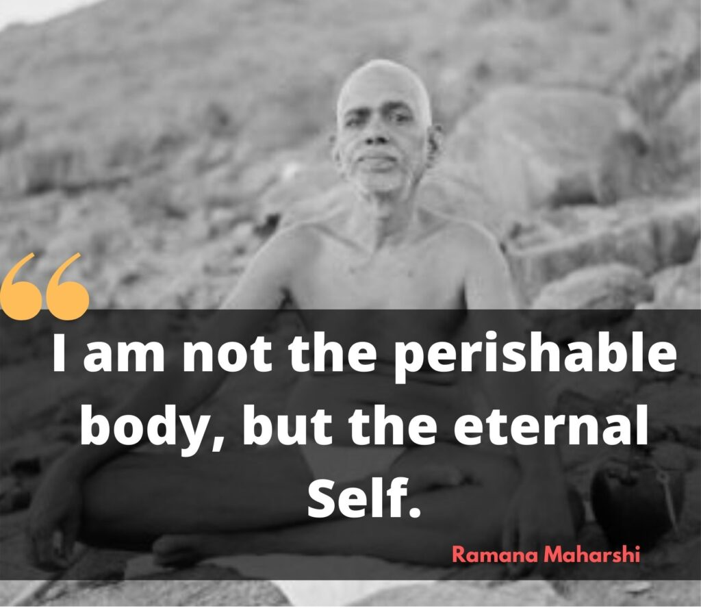 Favourite Quotes of Sri Ramana Maharshi
