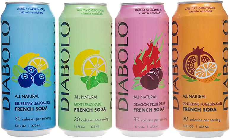 Diabolo Beverages