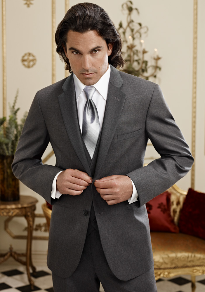 Jean Yves Steel Grey Twilight Suit