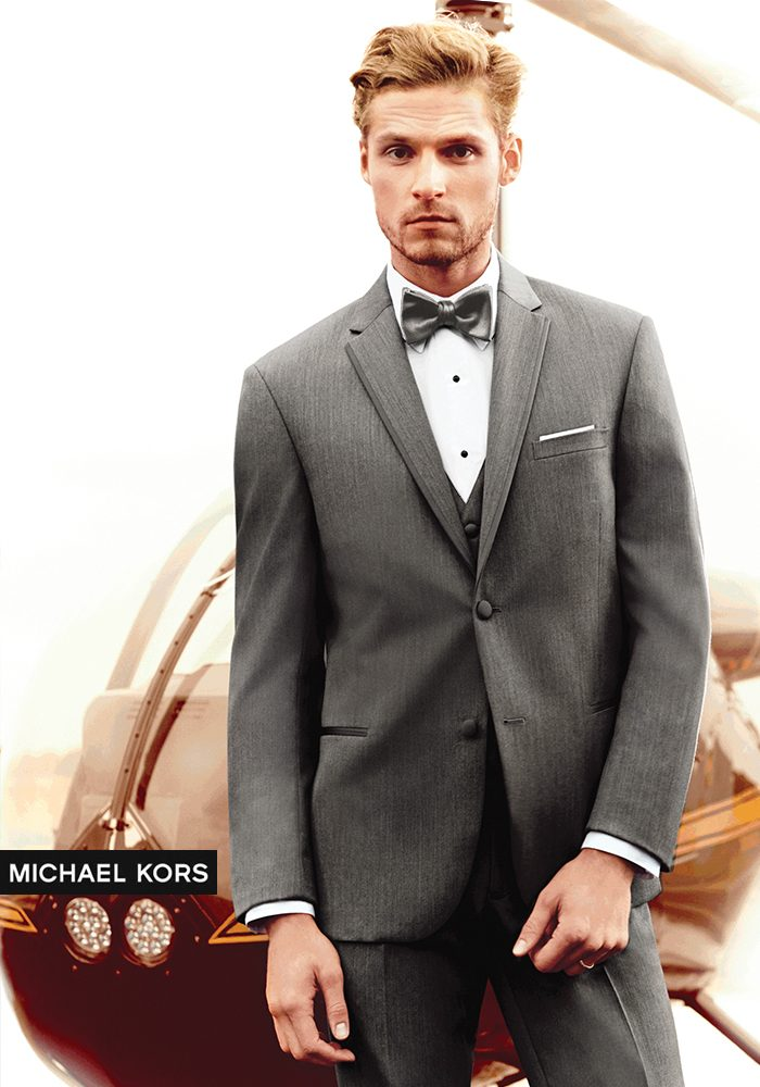 Michael Kors Grey Affection Tuxedo