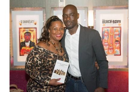 Author Adley Telfort Book Release