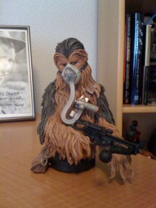 Chewbacca Mynock edition - Gentle Giant