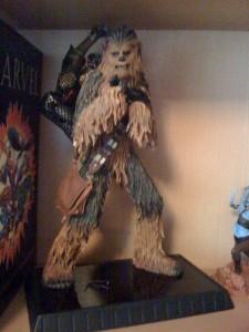 Chewbacca - Gentle Giant