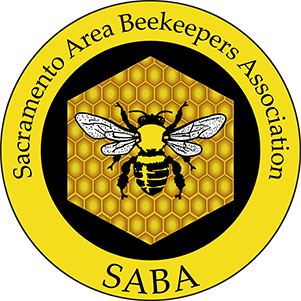 Sacramento Area Beekeepers Association Logo
