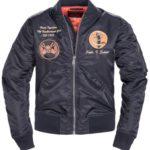 13th Bombardment Group MA-1 Jacket