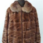Women Section Mink Jacket