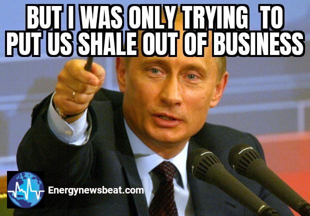 Putin - Russia - Energy News Beat 2