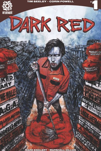 """The Hollywood Reporter: """"Dark Red"""" is a Vampire Comic with a Twist"""