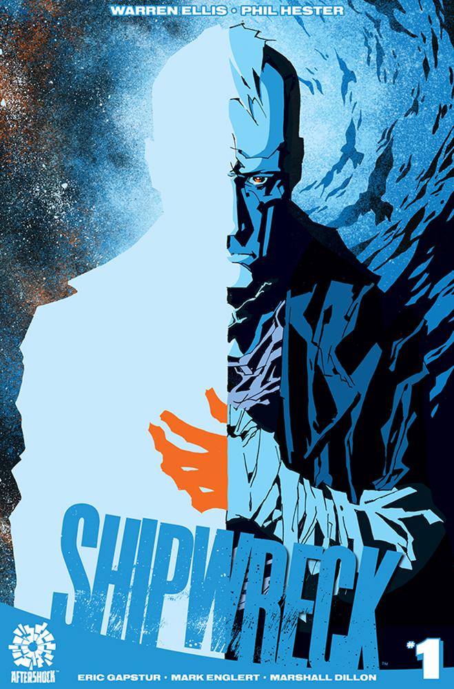 Warren Ellis will bring 'Shipwreck' to AfterShock Comics