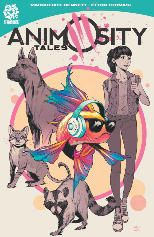 AfterShock Announces An All-New, Fully Illustrated Tale from the World of ANIMOSITY for Free Comic Book Day 2019