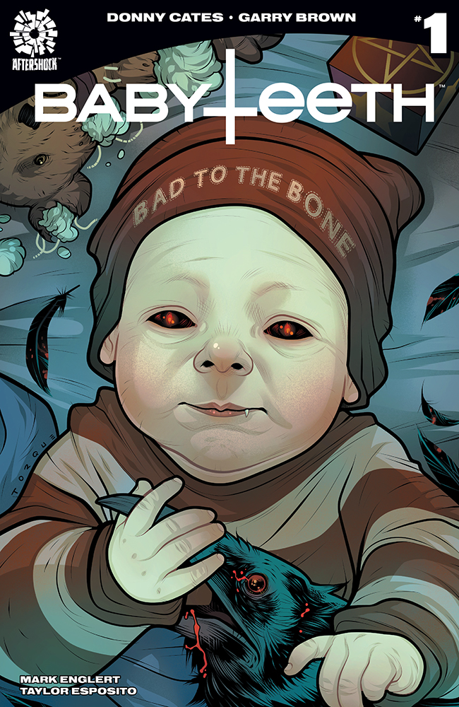 BABYTEETH #1 giveaway contest for FANS and RETAILERS!