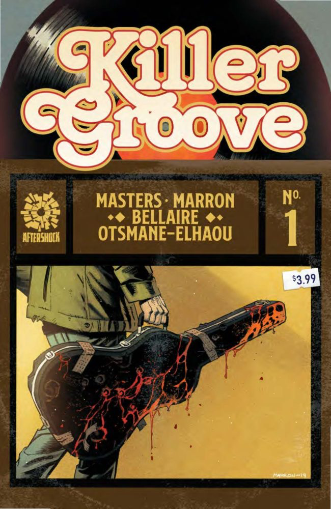 """""""Killer Groove"""" Brings a Different Kind of Hit to the Music Industry"""