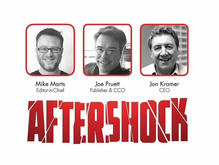 AfterShock Comics Talks Taking Chances, the Future, and Putting Storytelling First