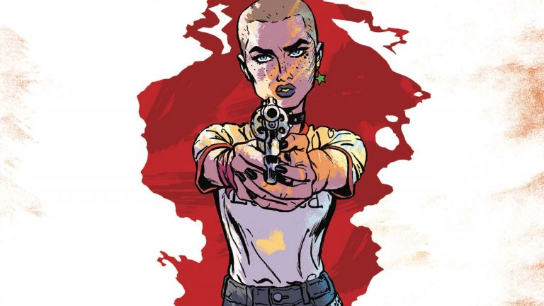 The Hollywood Reporter: How 'Undone by Blood' Comic Puts a Twist on the Revenge Western
