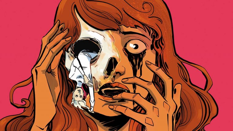 The Hollywood Reporter: Horror Breakup Comic 'Lonely Receiver' to Launch in May