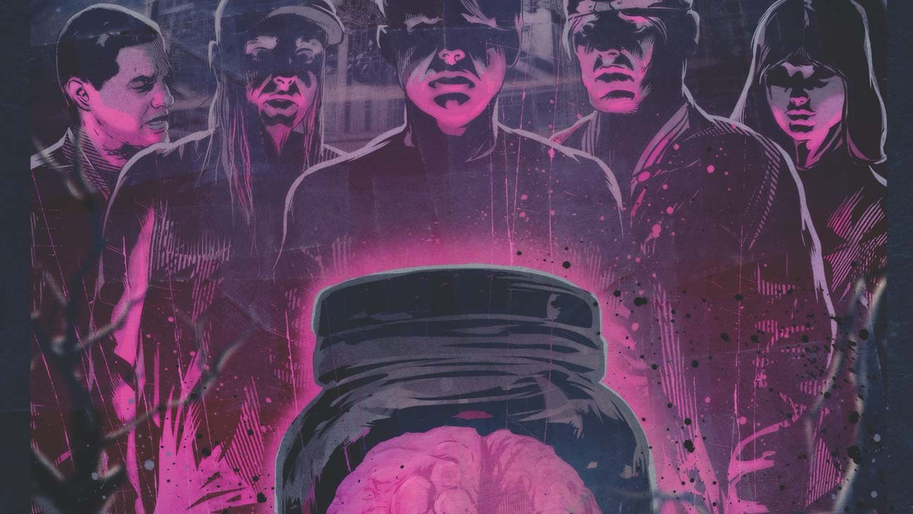 'Piecemeal' Launches Graphic Novella Line for AfterShock Comics