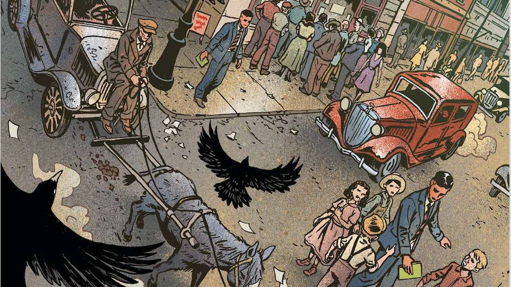 Aftershock Undone By Blood Miniseries Preview