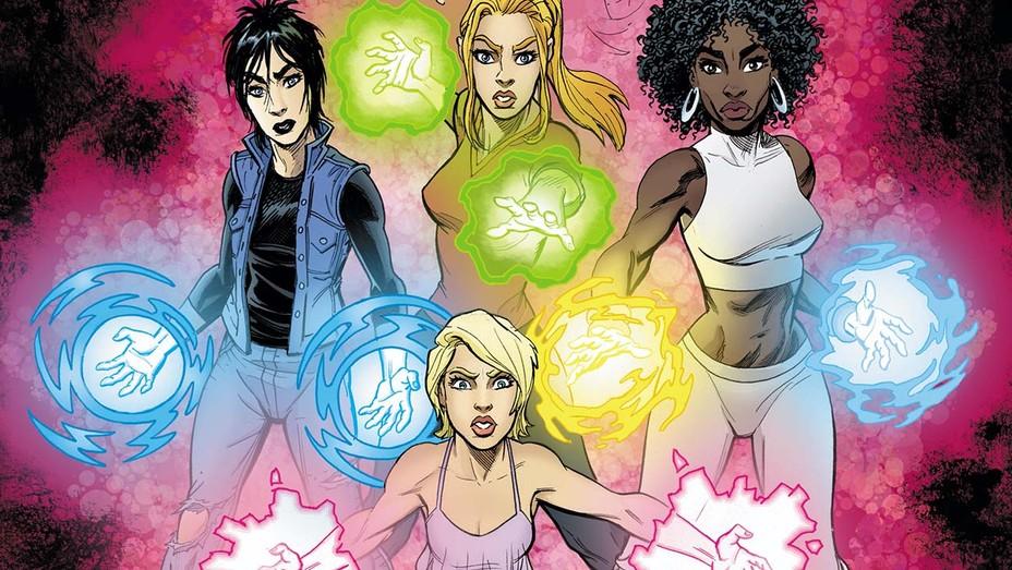 'Girls of Dimension 13' Brings a Magic Twist to Comics