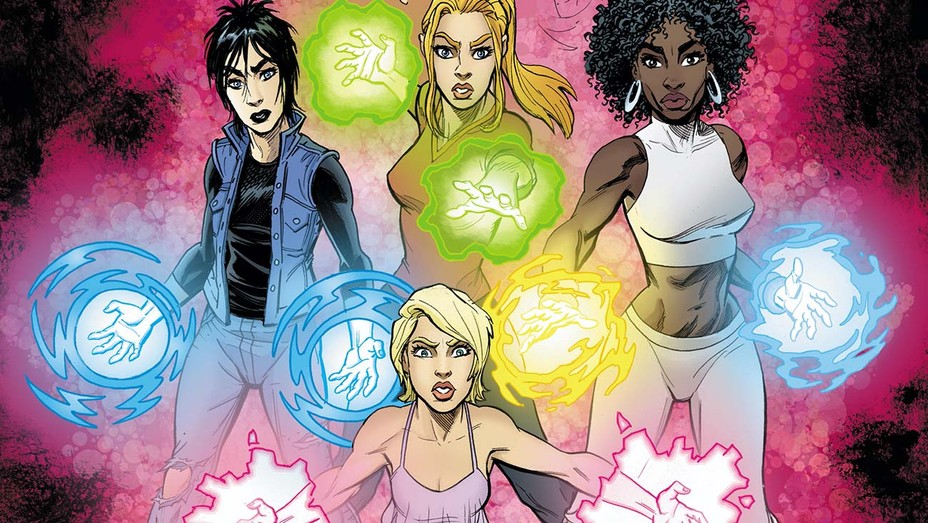 'Girls of Dimension 13' Brings a Magic Twist to Comics