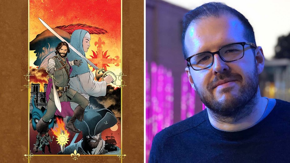 Screenwriter Evan Daugherty Recalls 'John Wick' Influence for AfterShock Adventure Comic