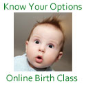know your options childbirth class link